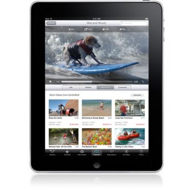 Новая таблетка фирмы Apple iPad